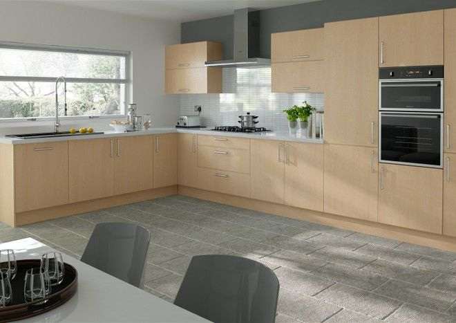 Lewes Ontario Maple Kitchen Doors Made To Measure From 2 99 High Gloss Kitchen Cabinets White Gloss Kitchen Gloss Kitchen Cabinets