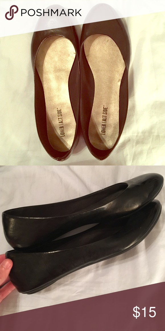 59ccda59f71 Payless Black Flats Practically brand new. Super comfortable. Payless Shoes  Flats   Loafers