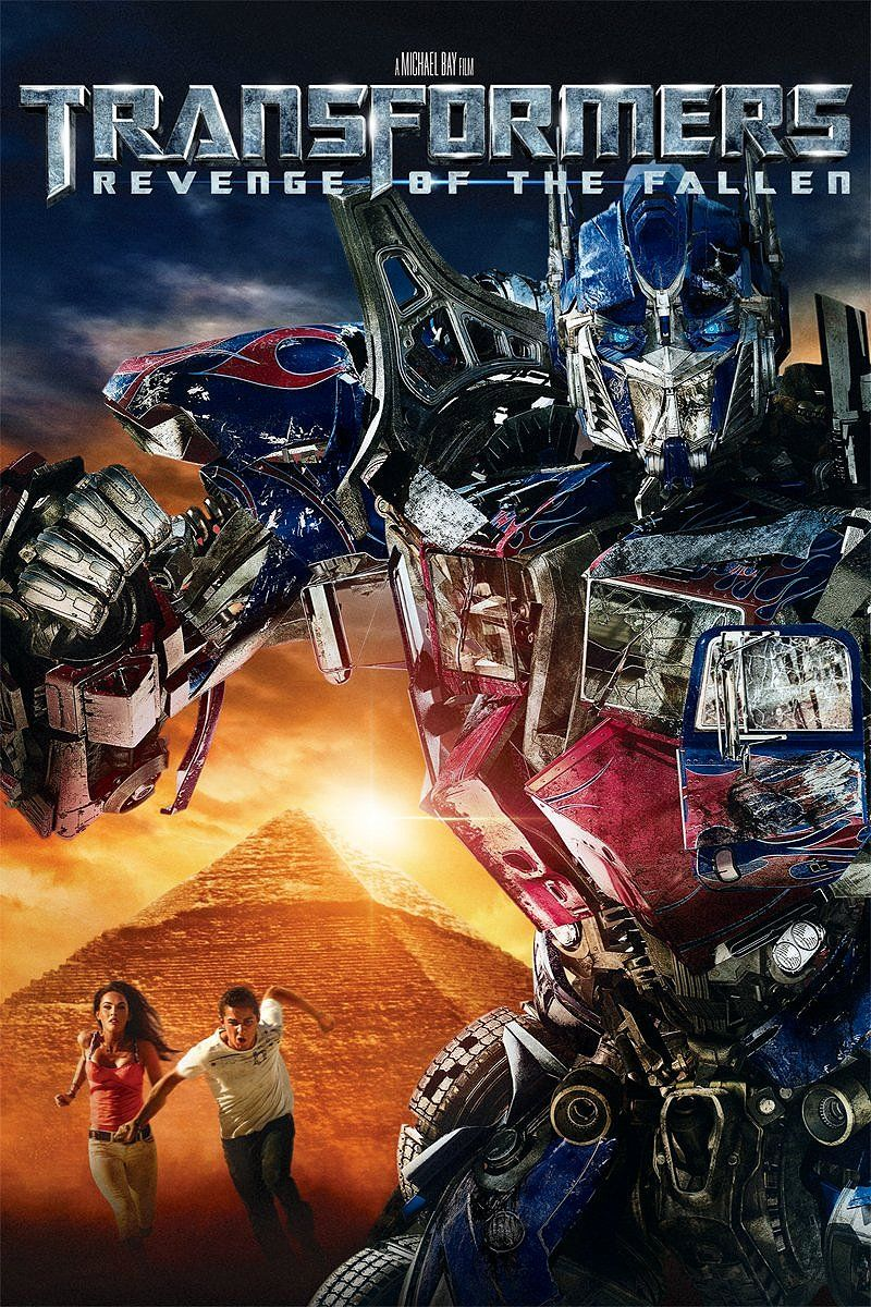 Critics Consensus Transformers Revenge Of The Fallen Is A Noisy Underplotted And Overlong Special Effe Revenge Of The Fallen Transformers Film Transformers