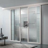 porta-scorrevole-cucina-soggiorno-dedalo | Home | Pinterest | Doors ...
