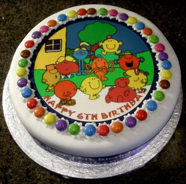 Mr Men Cake Taya party 6 Pinterest Man cake Cake and Birthdays