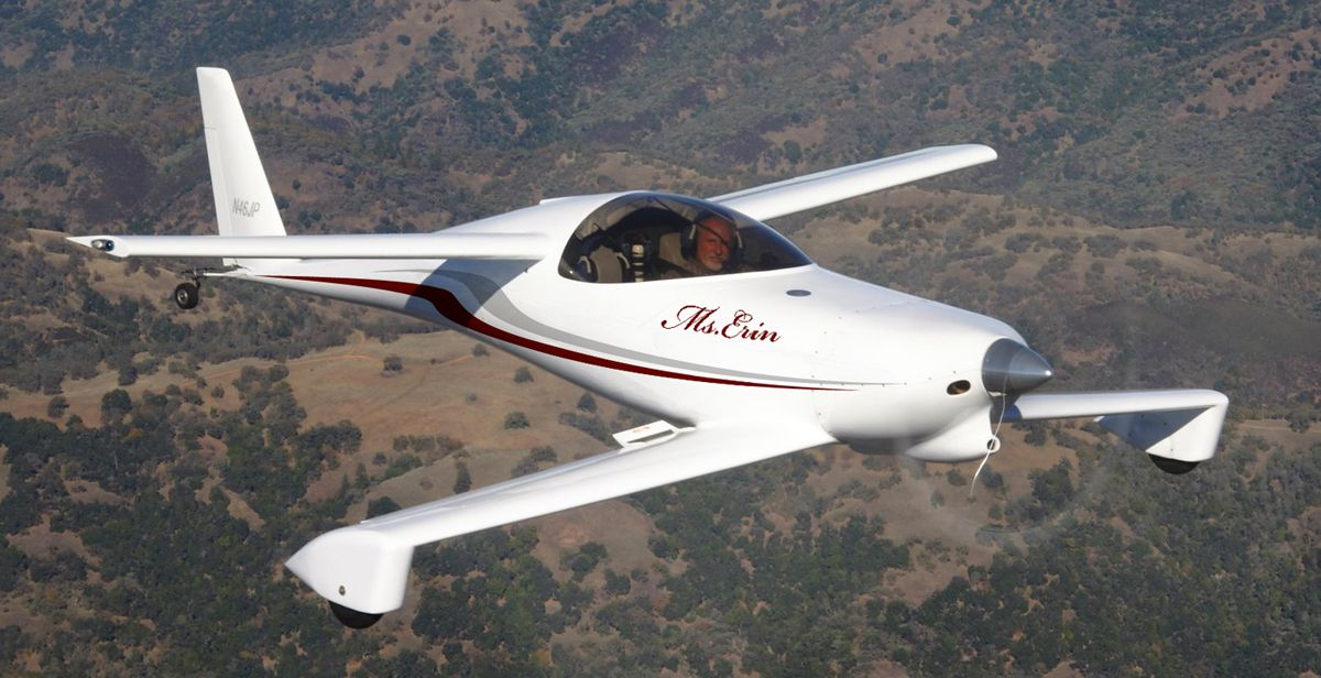 Quickie q200 aircraft