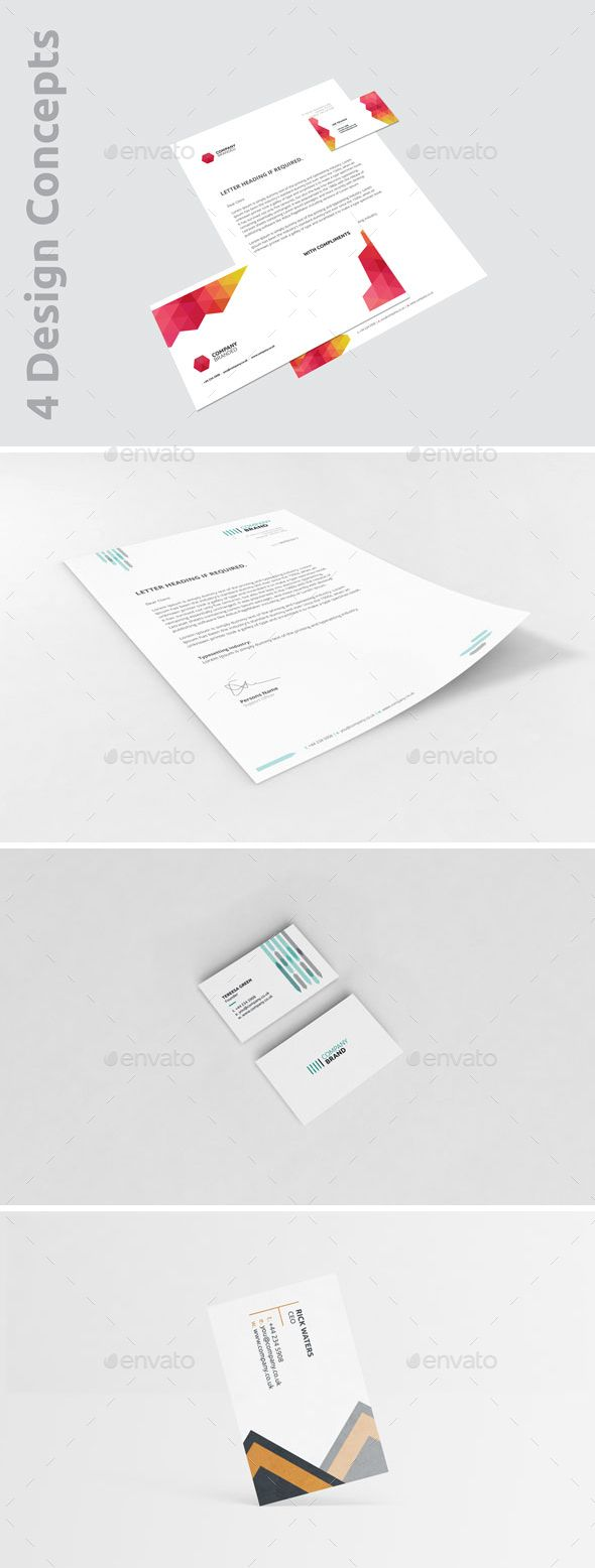 Business stationery pack one pinterest stationery printing business stationery pack one stationery print templates download here httpsgraphicriveritembusiness stationery pack one19626643ref wajeb Images
