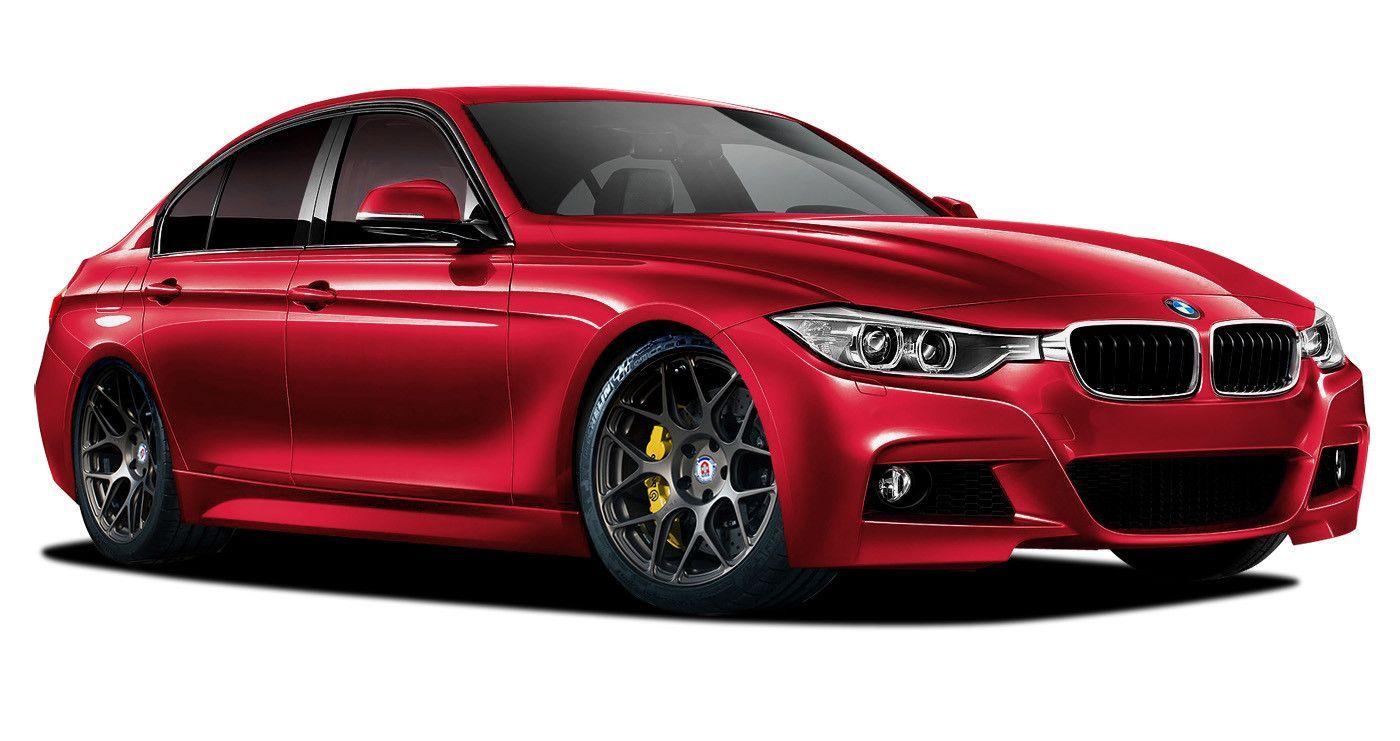 20122016 BMW 3 Series 320i F30 Vaero M Sport Look Kit