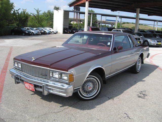 1979 Chevrolet Caprice Landau Coupe Http Mrimpalasautoparts Com