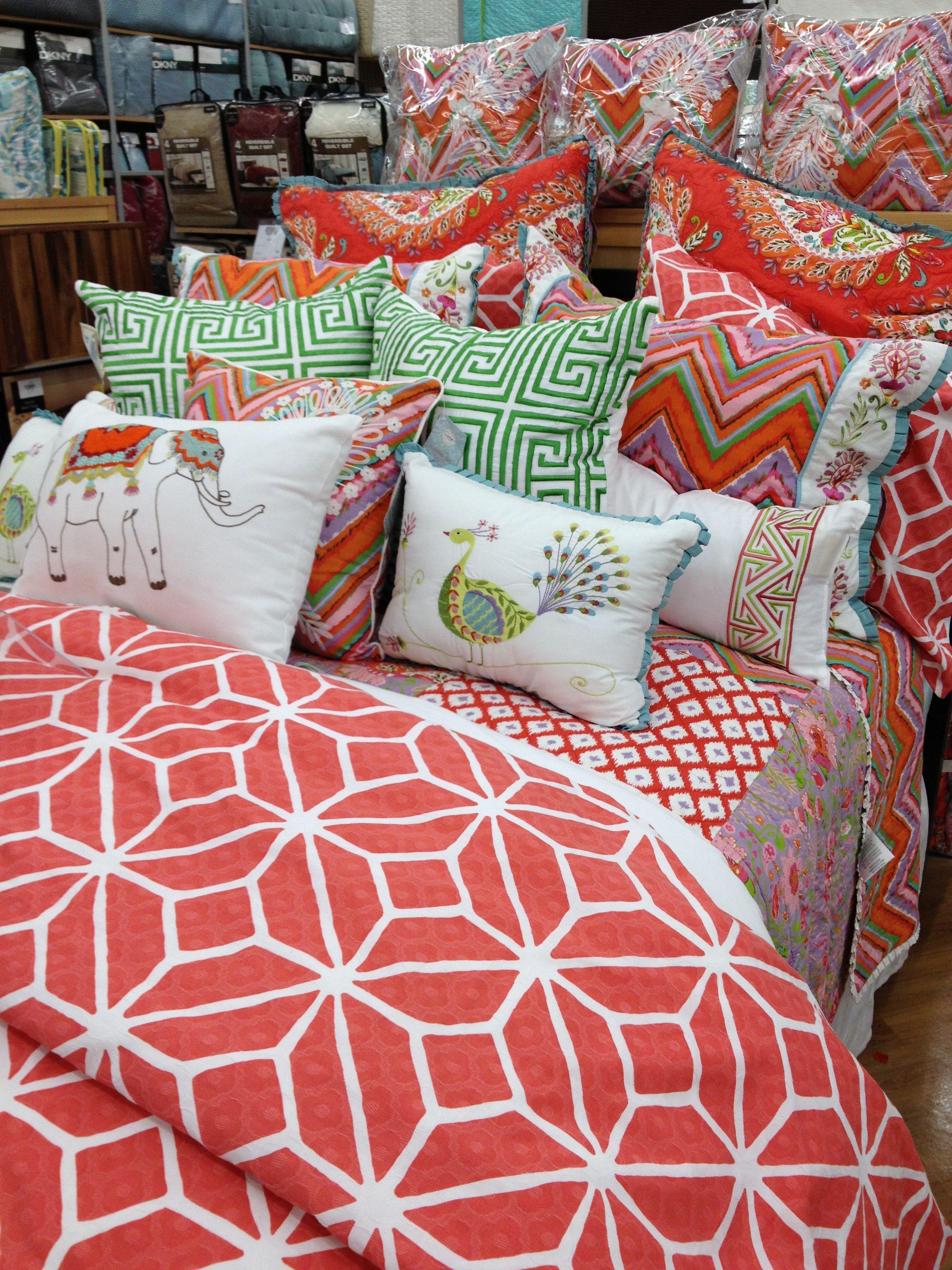 Trina Turk Bedding Creative Home Bedroom Interior Bed Design