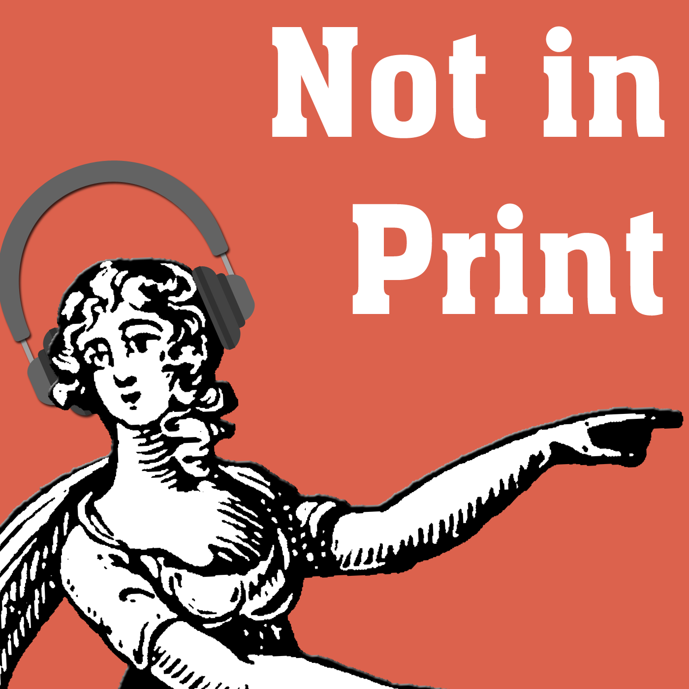 Listen to Not in Print playwrights off script on