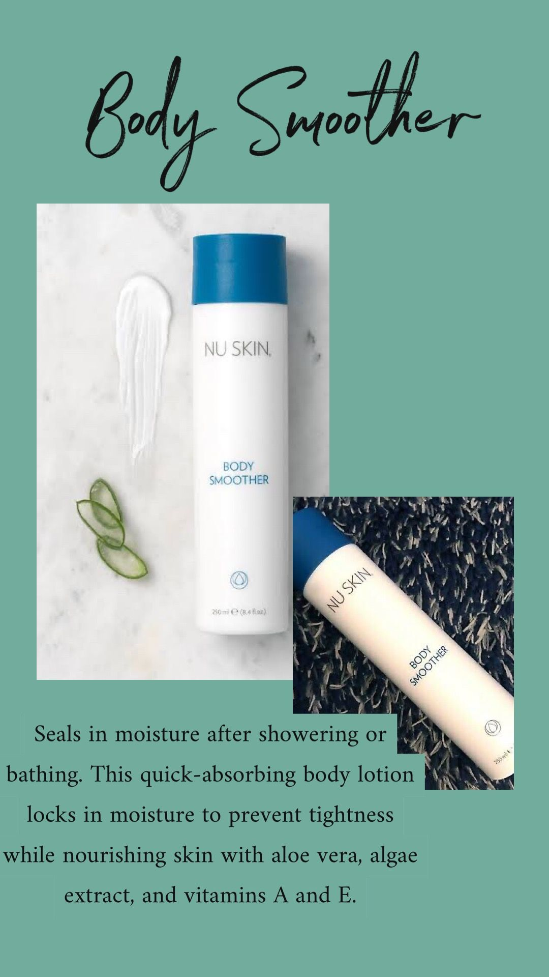 Body Smoother Nuskin Skincare Beauty Secrets Beauty Skin Quotes