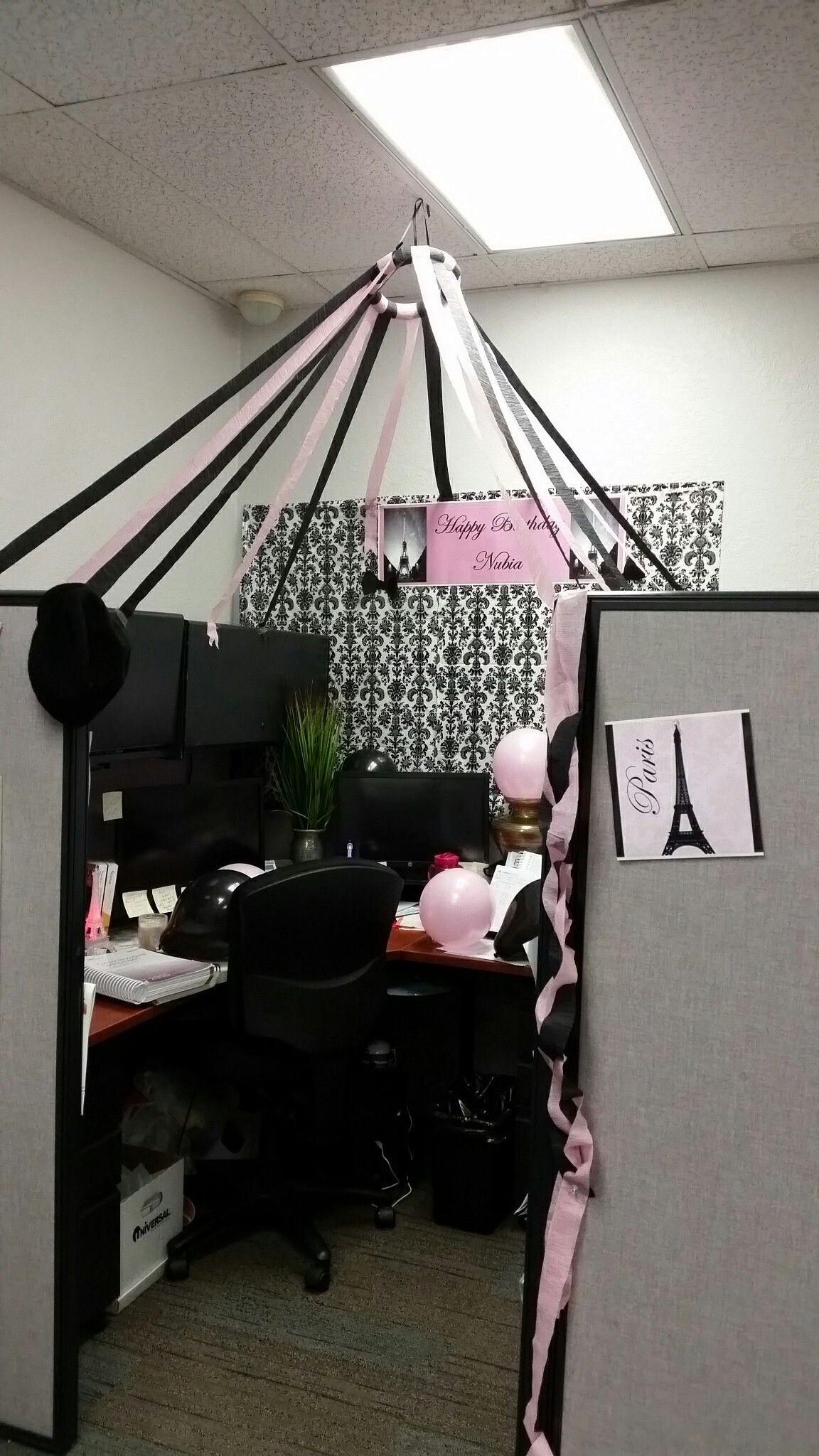 Birthday Cubicle Decoration Ideas Also Best Office Images Shark Rh Maria Olvera Molvera