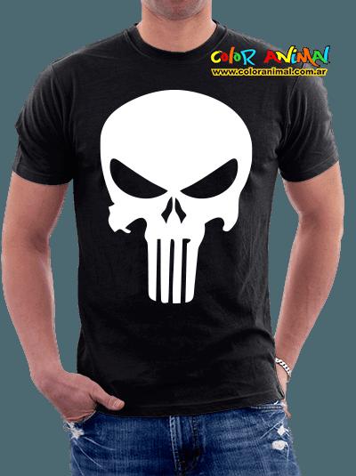 comprar reunirse nuevo estilo de The Punisher | Marvel Attire | Camisetas estampadas ...