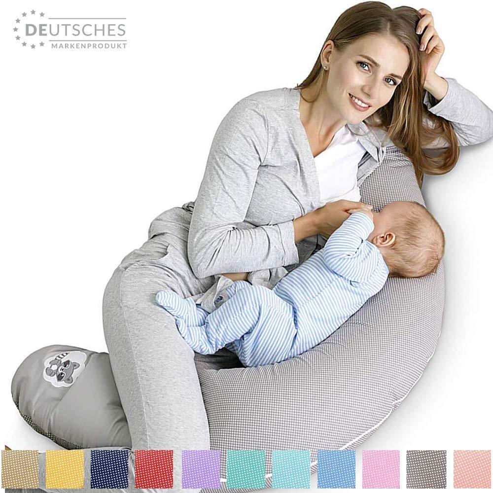 Cojín De Lactancia Muy Suave Marca Sei Design Es Particularmente Bien Durante El Embarazo La Lactancia O Para La Relajación Cojin Lactancia Lactancia Bebe