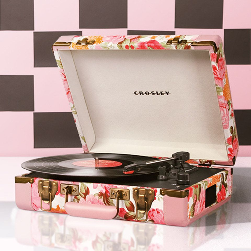 Take a look at the Crosley event on zulily today!