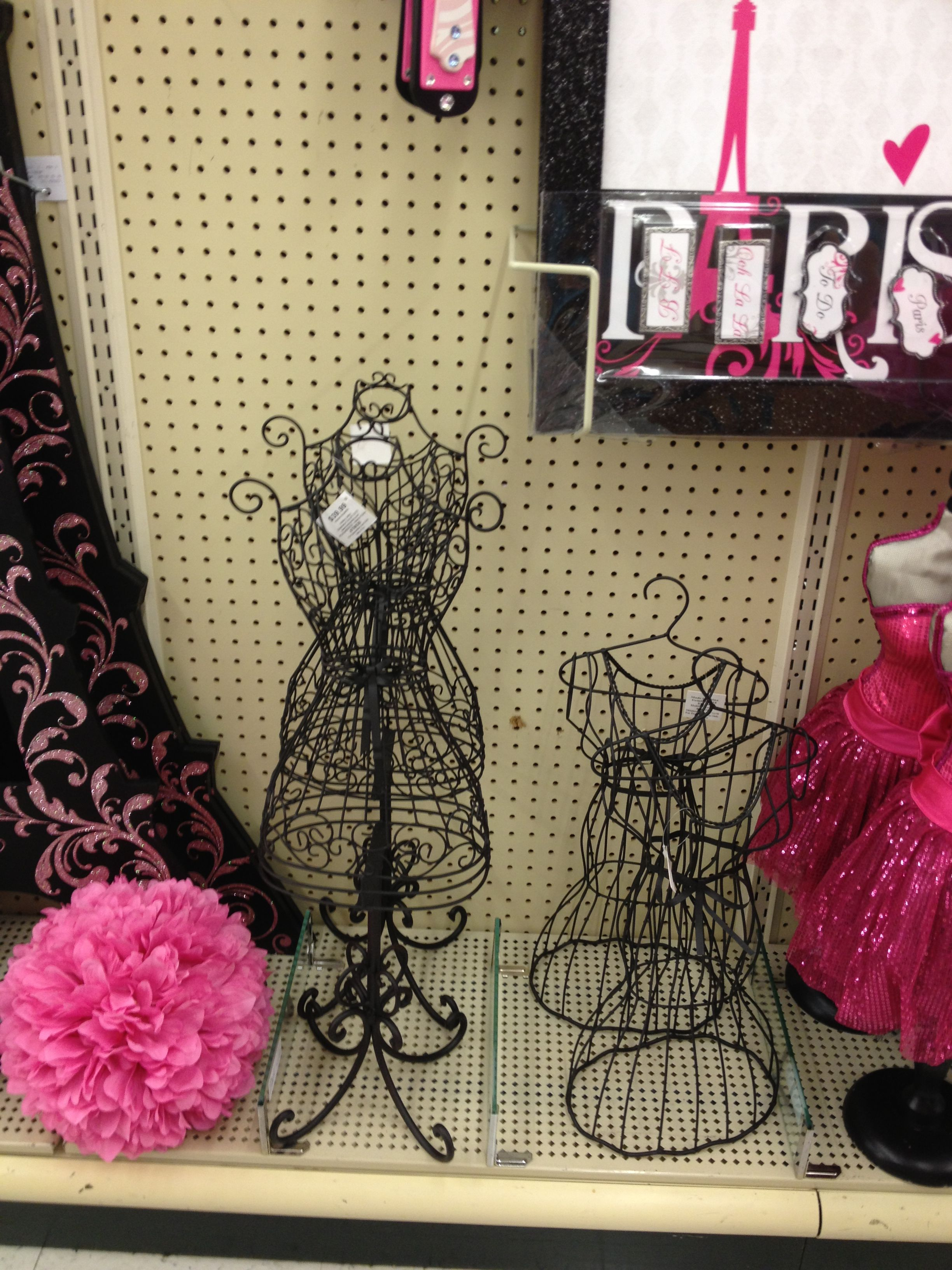 Smaller Dress Forms At Hobby Lobby Wire Dress Form Hobby Lobby