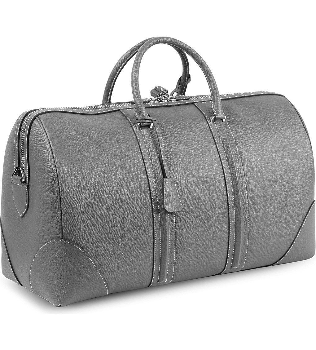 4a05914ca6a1 GIVENCHY Lucrezia leather weekender bag