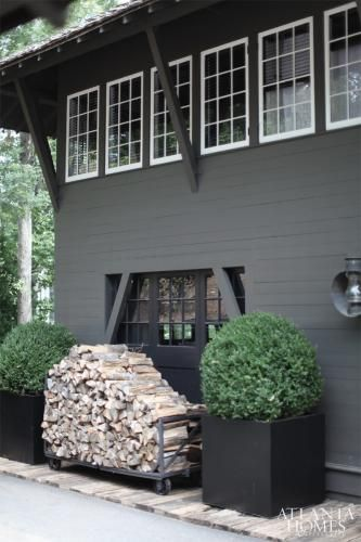 The Way Home Atlanta Homes Amp Lifestyles White Exterior
