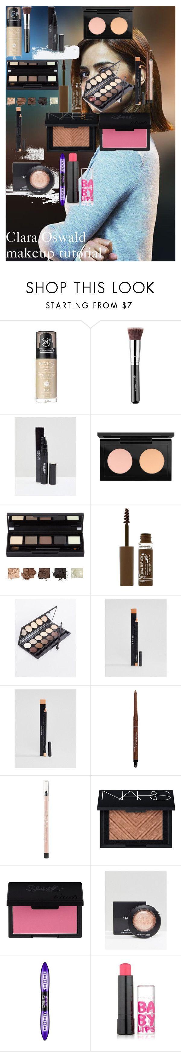 Clara Oswald Makeup Tutorial My Polyvore Finds Pinterest Clara