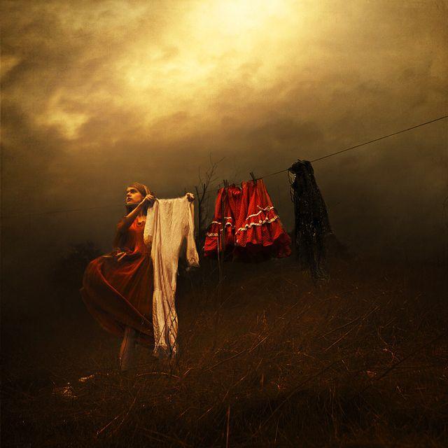 The Horizon, Brooke Shaden.