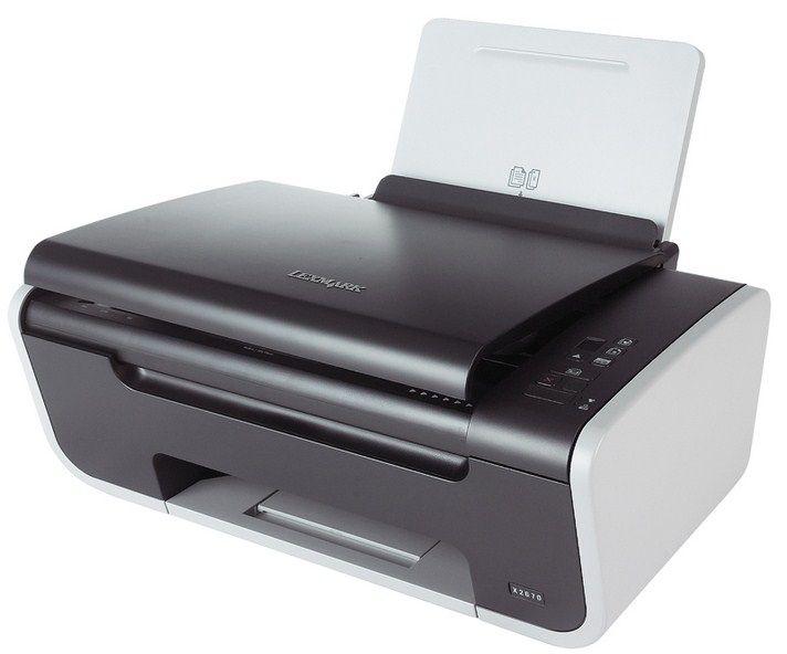pilote imprimante lexmark x2670