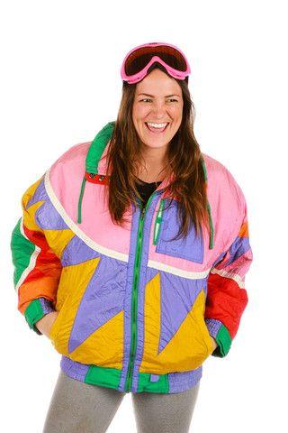 135052f4 Shinesty's LOLing at Engagement Photos Ski Jacket   Get your vintage ...