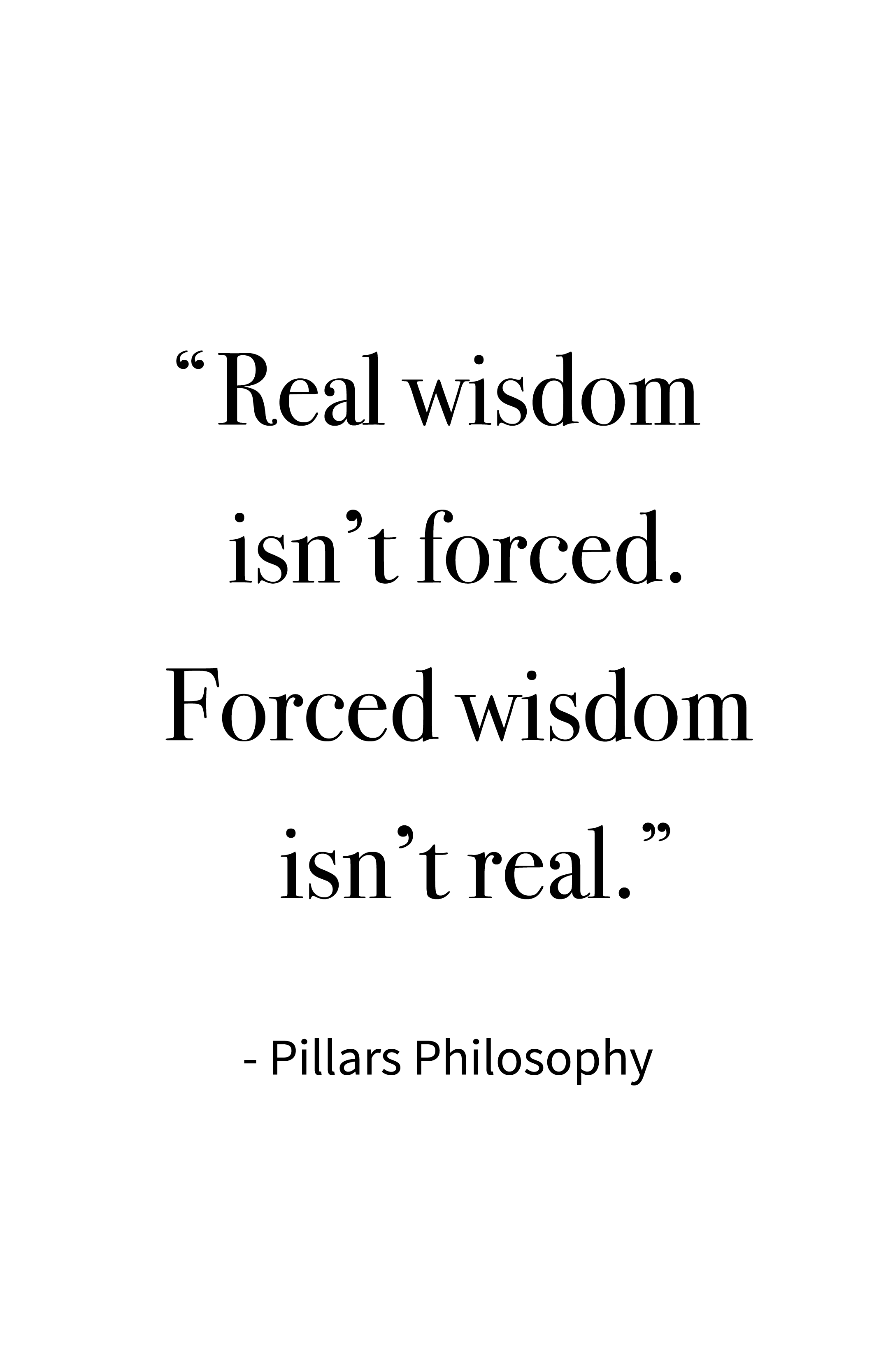 nothing is real philosophy