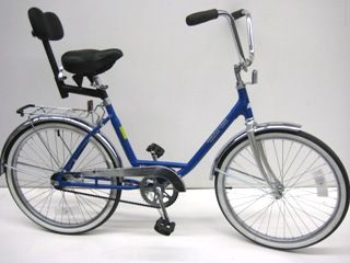 American Made Comfort Bike With Pedal Forward Design As Well As