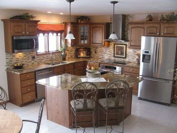The 12 Best Small Kitchen Remodel Ideas, Design & Photos