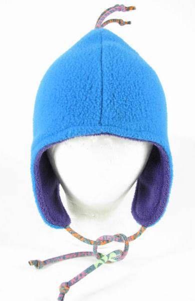 VTG 80s 90s Funky Beanie BULA SKI SNOWBOARD HAT Winter Fleece Freeride AK  USA  Bula 1b3c04def82
