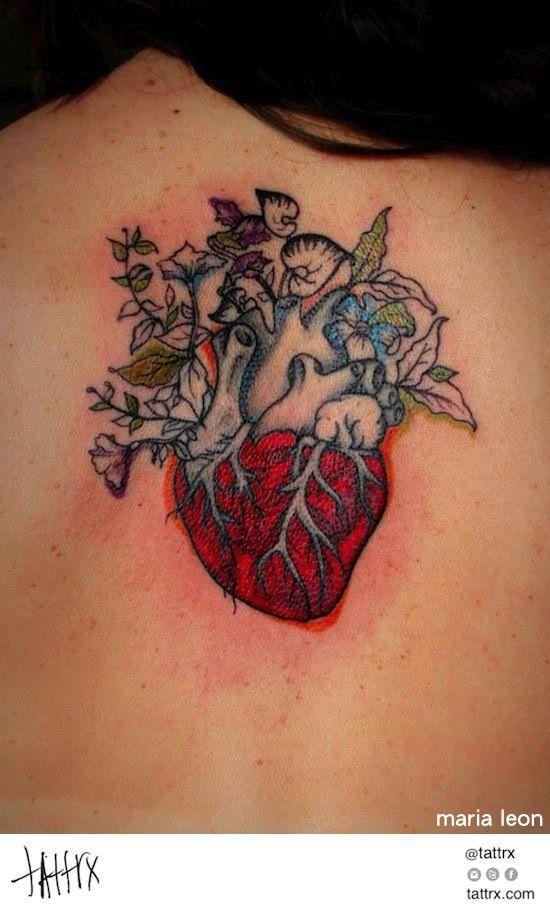María León Tattoo | Santiago Chile