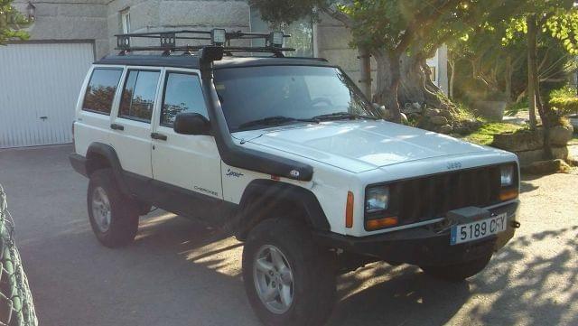 Mil Anuncios Com Jeep Cherokee Venta De Coches 4x4 Todoterreno De Ocasion Y Segunda Mano Jeep Cherokee En Ponte Jeep Cherokee Jeep Grand Cherokee Coches 4x4