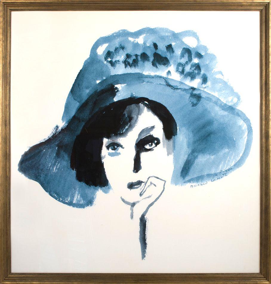 Bernard lamottus blue lady natural curiosities want pinterest