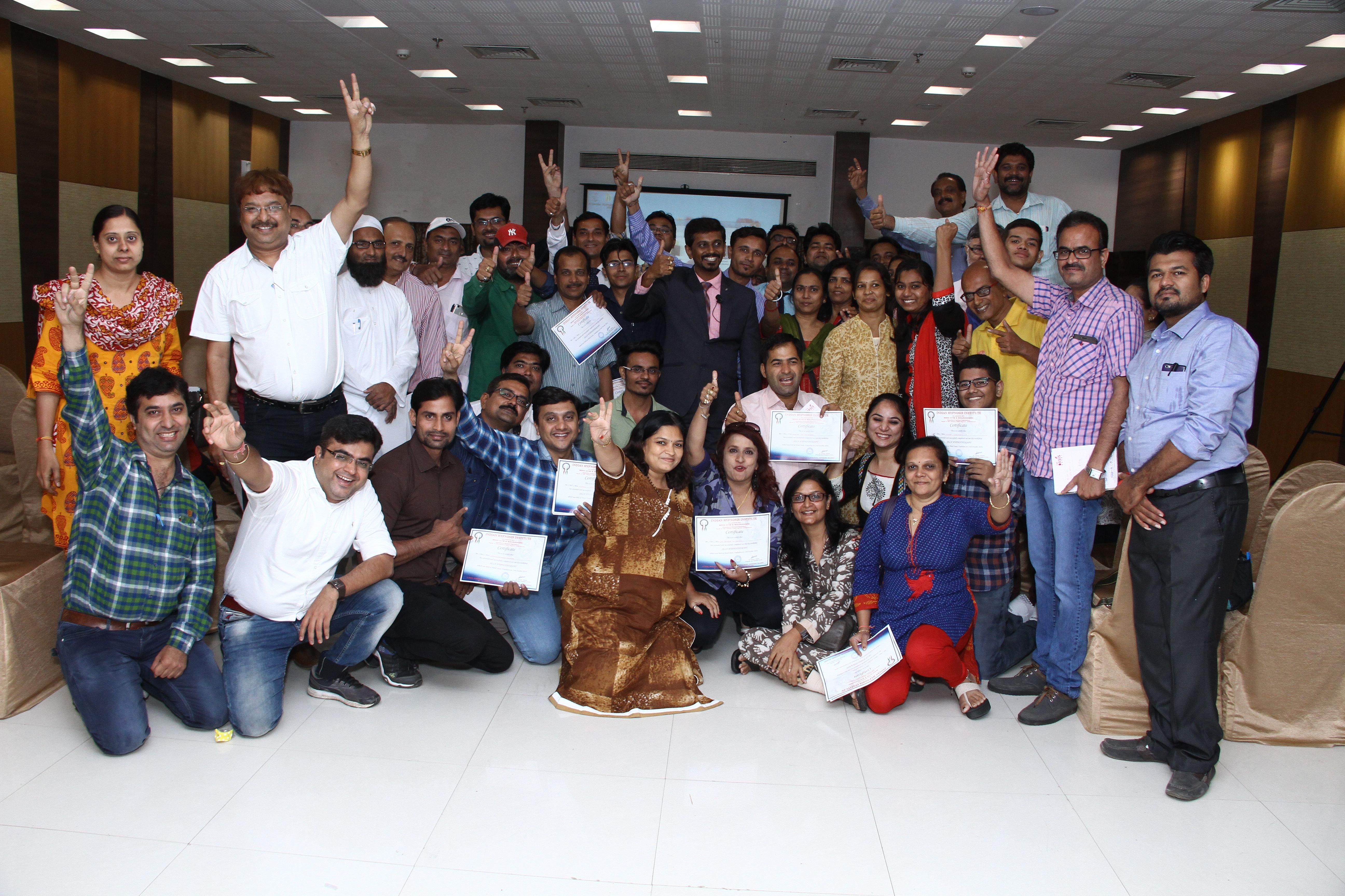 Seminars And Certification Programs From Indian Hypnosis Institute