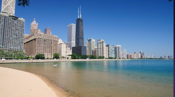 Chicago Beaches Free