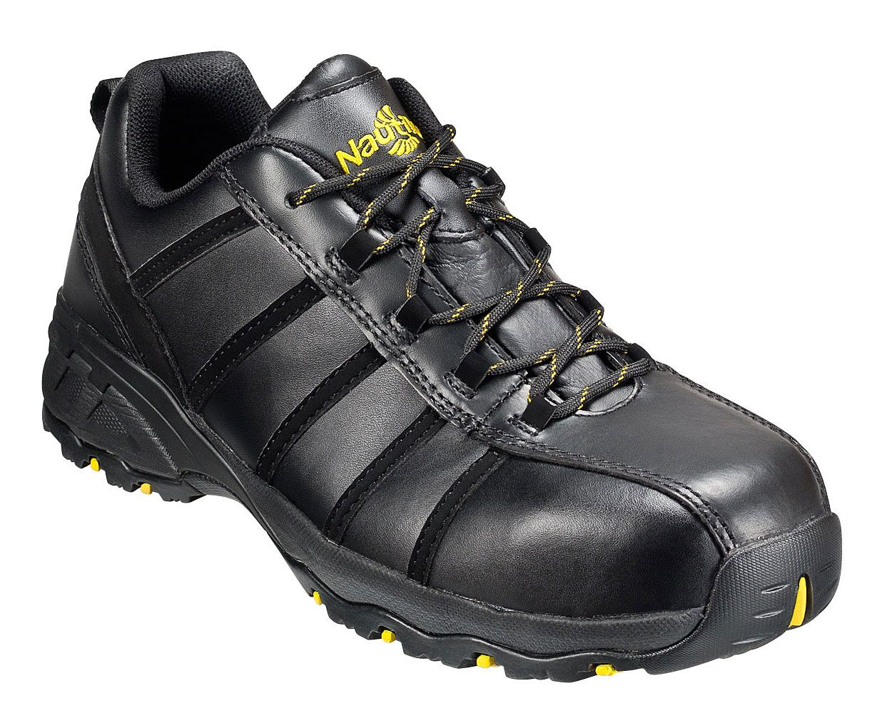 be6f78e0cad0bc N1757 Nautilus Women s Composite EH Safety Shoes - Black