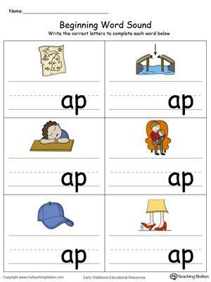 Word Sound: AP Words in Color