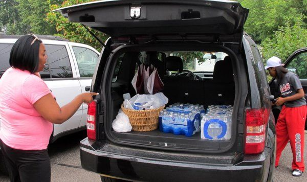 Don't drink the water, says 4th-largest Ohio city (With ...