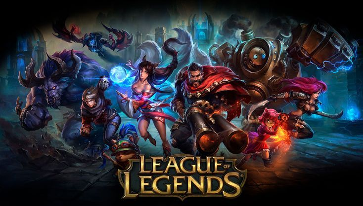 League of Legends - rk motors
