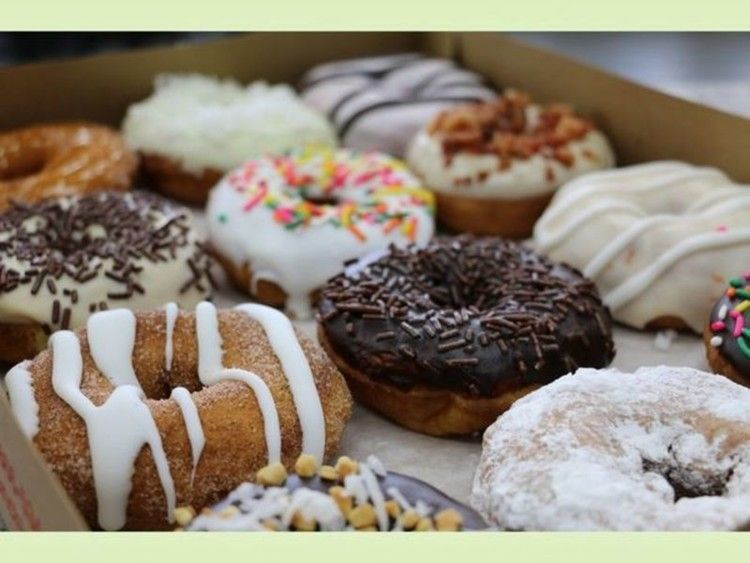 Sampling Delicious Doughnuts In The Hudson Valley