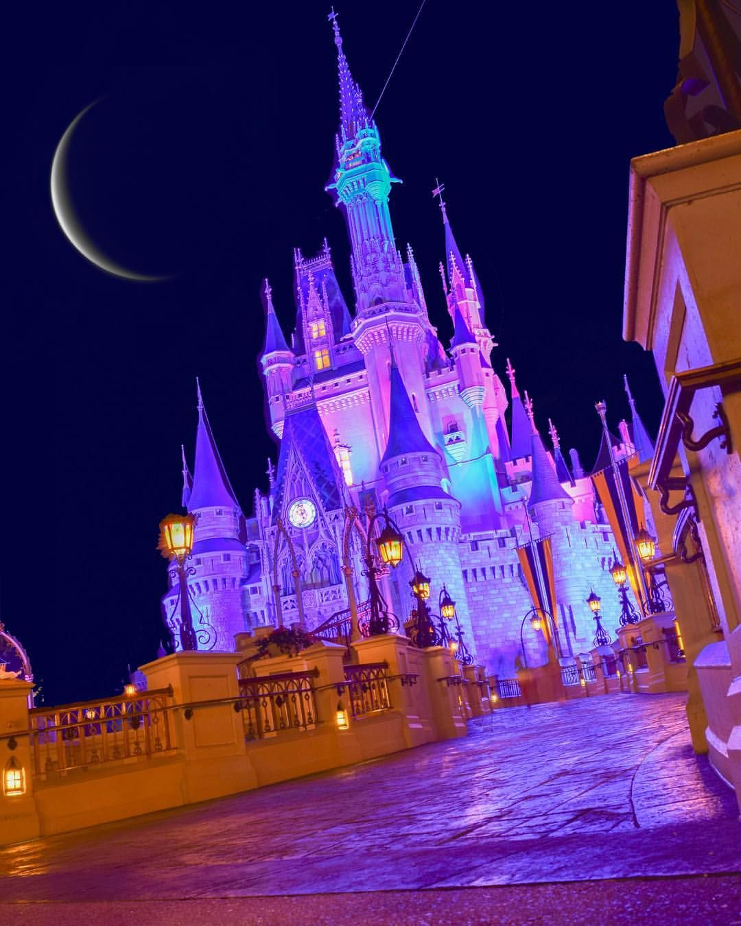 The Mouselets On Instagram Cinderella Castle At Midnight Did You Know That Dream Suite Was Originally Intended To Be An Apartment For Walt And His