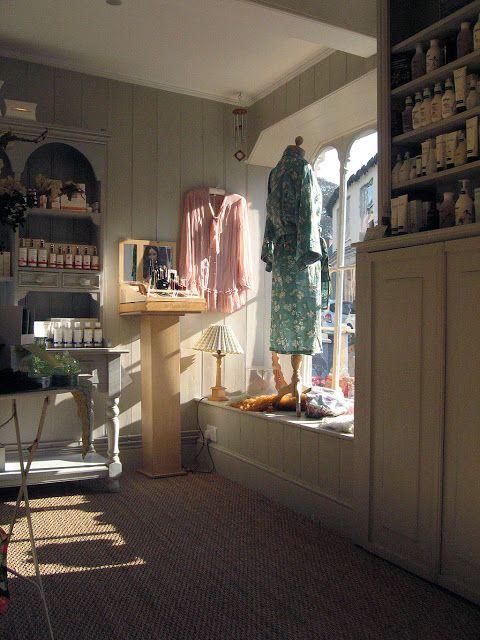 light green, castle cary, somerset - shop interior http://1.bp