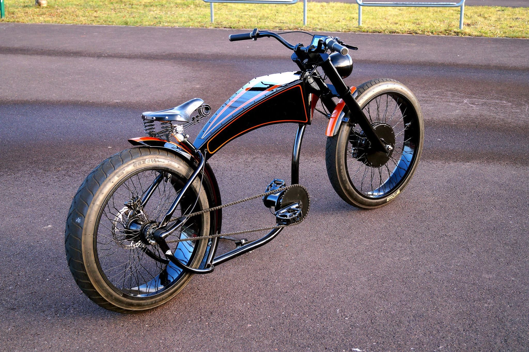 Pin by Alter Ego on Bicycles | Pinterest | Choppers, Mopeds and ...
