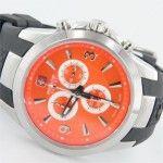Swiss Military Hanowa Uhr 6-4169 si/orange