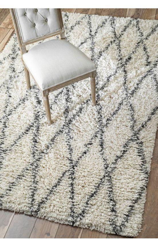 rugs usa trinket diamond trellis shag natural rug rugs usa pre black friday sale 75 off area. Black Bedroom Furniture Sets. Home Design Ideas