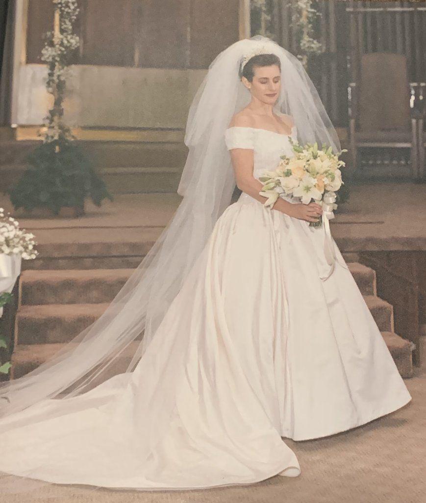 Custom diamond collection wedding gowns vintage