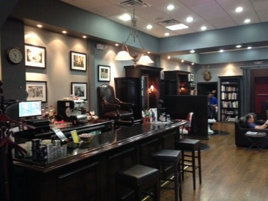 Man Cave Barber Dublin : Churchill's barber shop in downtown miami is the perfect grooming