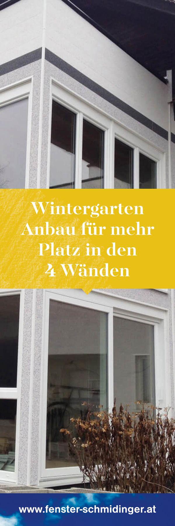 Wintergartenerweiterung aus Glas   – Balkonverglasung & Terrassenverglasung