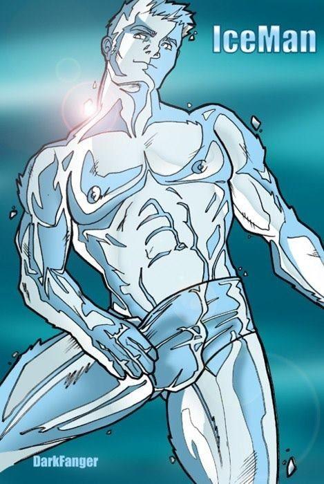 iceman naked men X