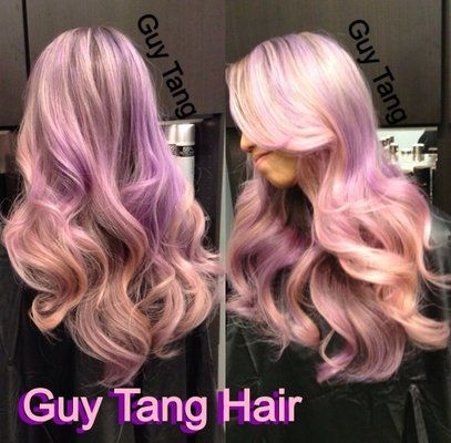 Rose Gold Ombre Hair Guy Tang Rose Gold Ombre Hair Guy Tang
