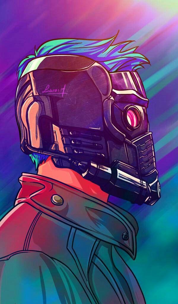 Imagem Por Naya Procopio Em Guardians Marvel Comics Papel De