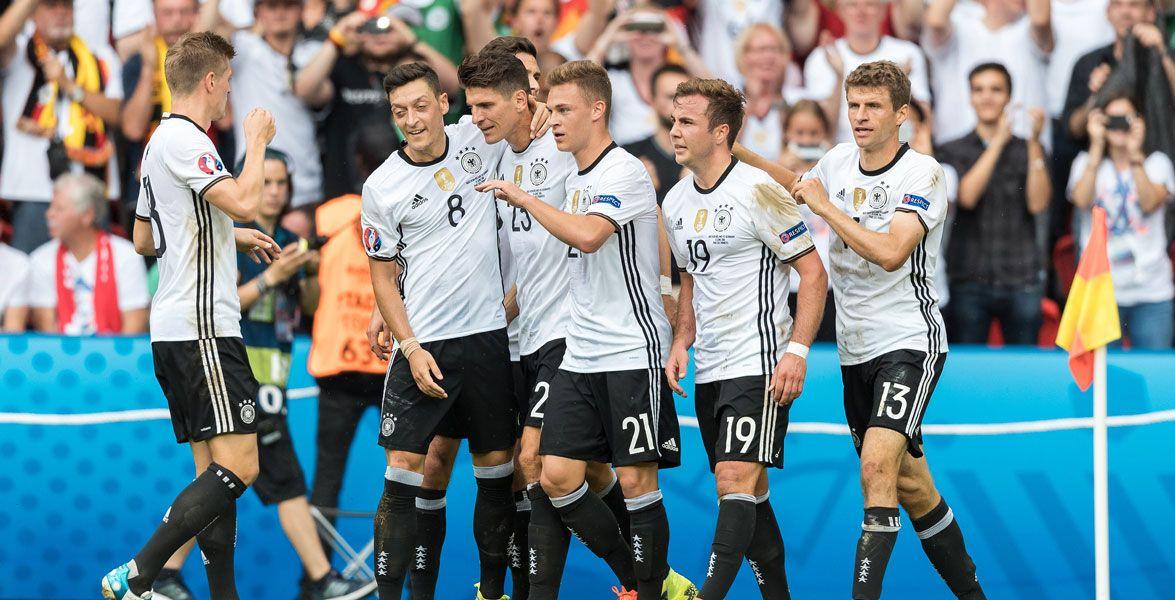 Deutschlands Gegner Im Achtelfinale
