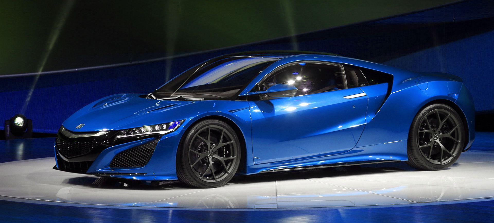 Cool acura nsx 2015 blue Car Gallery Nsx, Acura nsx, Acura